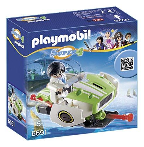 PLAYMOBIL: Playset Skyjet  6691