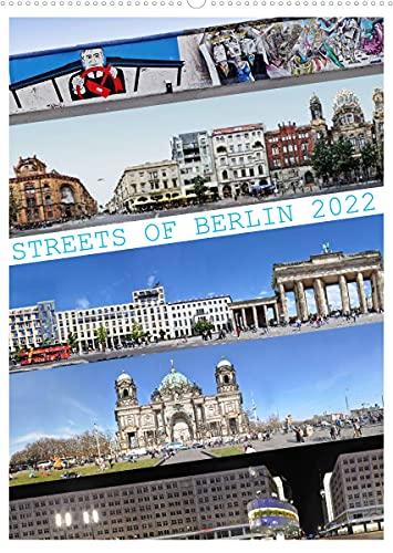 Streets of Berlin 2022 (Wandkalender...
