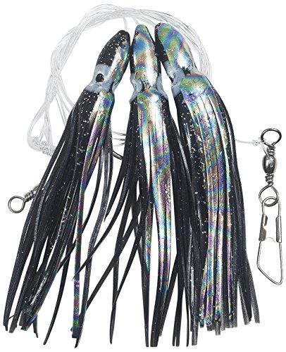Fladen Octopus - Accesorio para el Cuidado del Carrete de Pesca, Color Negro, Talla Size 4/0