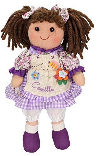 bambola camilla Betz Bambole di pezza Camilla grandezza 30 cm Colore Viola