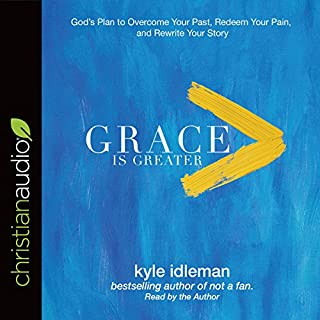 Grace Is Greater cover art