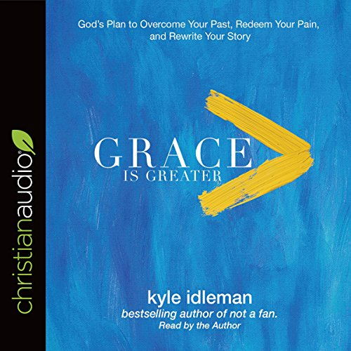 Grace Is Greater audiobook cover art