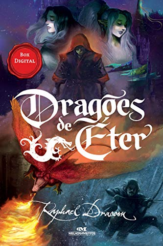 Box Dragões de Éter: 4 volumes