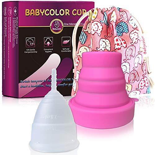 Copa Menstrual-copa menstrual más recomendada-Incluye