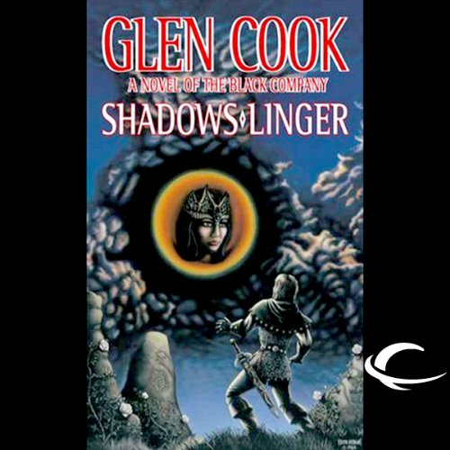 Shadows Linger audiobook cover art