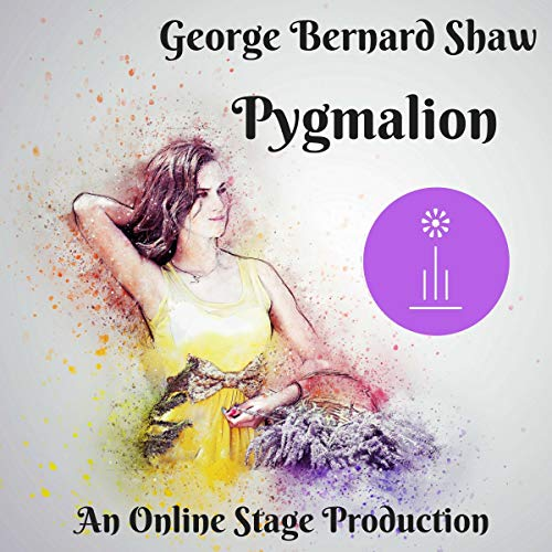 Pygmalion  By  cover art