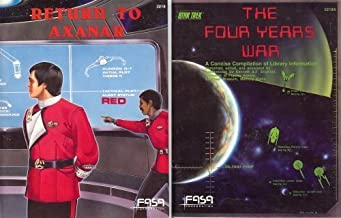the four years war star trek