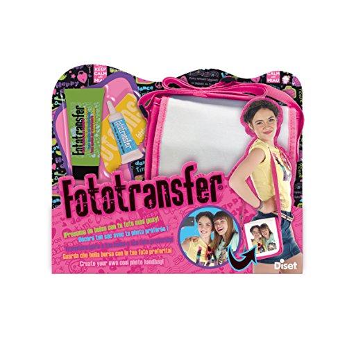 Diset - 60192 - Fototransfer - Mini Daily Bag