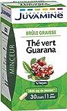 Juvamine JUVAMINE BRULE GRAISSE - THE VERT GUARANA 1600mg, 30 gélules