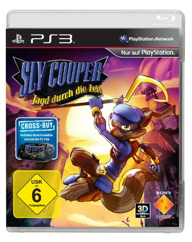 Sony Sly Cooper - Juego (PS Vita, PlayStation Vita, Acción, Sanzaru Games)