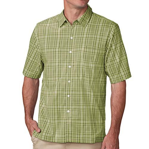 SCOTTeVEST Men's Docksider Travel Shirt | 7 Secure Pockets | Anti-Pickpocket
