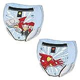 Huggies DryNites hochabsorbierende Pyjama-/ Unterhosen, Bettnässen Jungen Jumbo Monatspackung, 4-7 Jahre (64 Stück) - 4