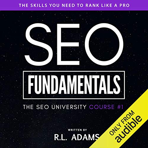 SEO Fundamentals cover art