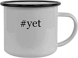 #yet - Stainless Steel Hashtag 12oz Camping Mug