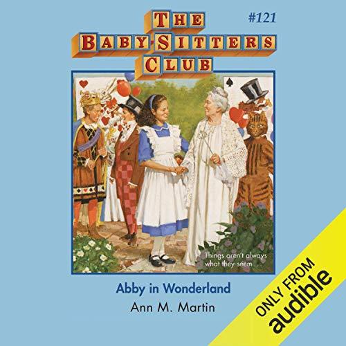 Abby in Wonderland cover art