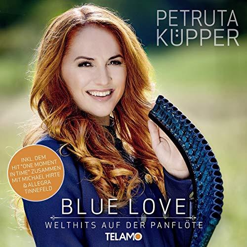 Blue Love-Welthits auf der Panflöte