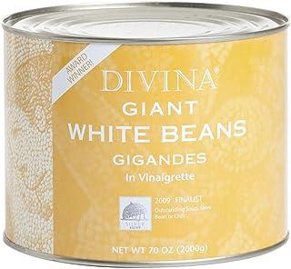 Divina Giant White Beans Vinaigrette, 4.4 Lb.