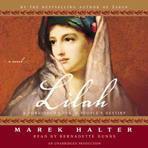 Lilah audiobook cover art