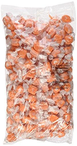 Orange Vanilla Taffy: 3 LBS