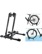 Its a 10 Plegable Bicicletas Aparcamiento Bastidor, Soporte lógico for la Carretera o Las Bicicletas de montaña, Doble Polo Plug-in Tienda de Bicicletas Soporte de exhibición