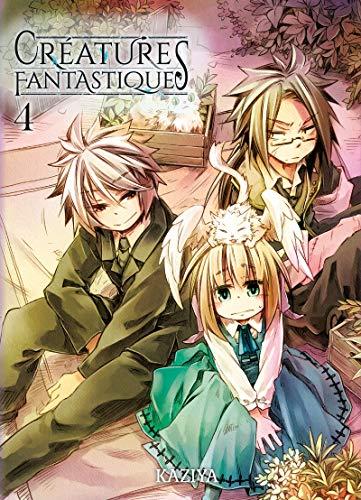 Créatures Fantastiques Edition simple Tome 4