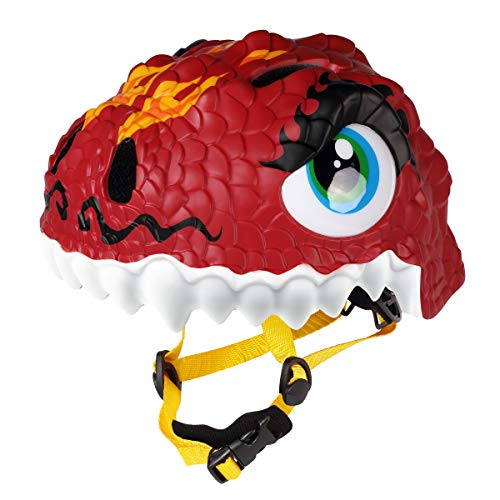 Animal Bike Helmet (3D) by Animiles for Kids and Toddlers