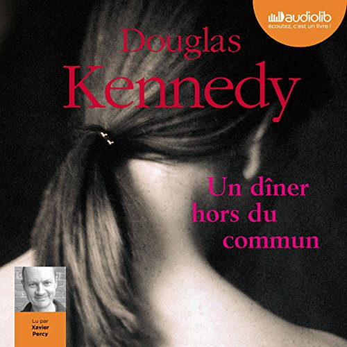 Un dîner hors du commun audiobook cover art