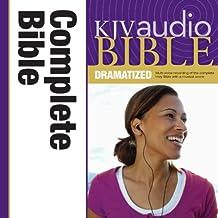 Dramatized Audio Bible - King James Version, KJV: Complete Bible: Holy Bible, King James Version