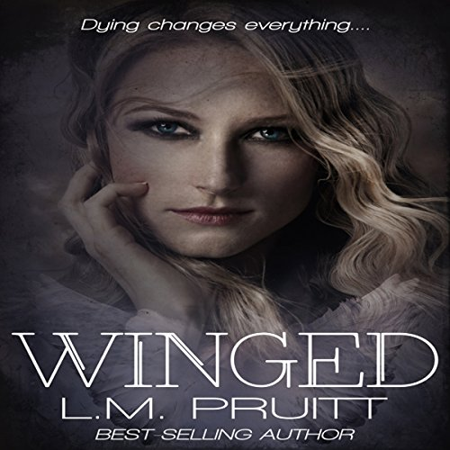 Winged audiobook cover art