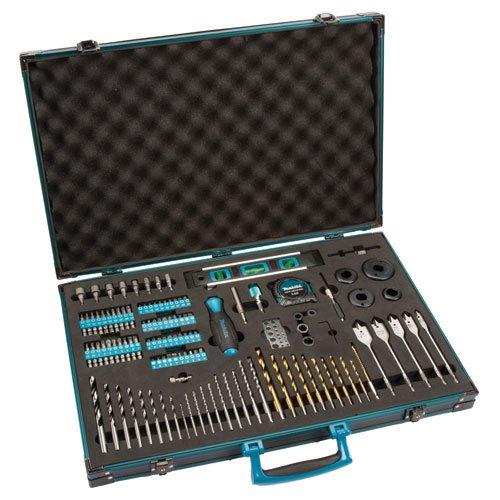 Advanced Makita 120piezas Pro-XL para herramientas eléctricas Brocas y accesorios...