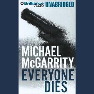 Everyone Dies audiobook cover art