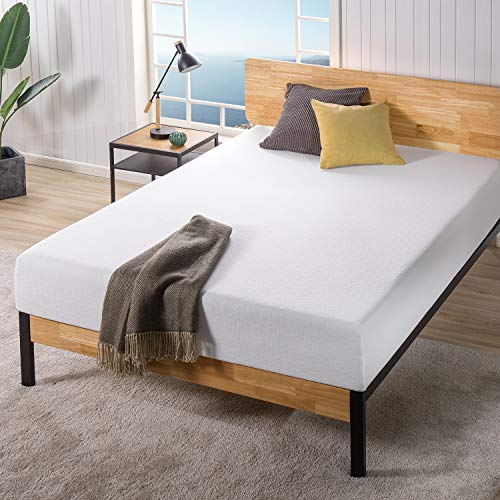 ZINUS 10 Inch Ultima Memory Foam Mattress / Pressure Relieving / CertiPUR-US Certified / Mattress-in-a-Box, Queen