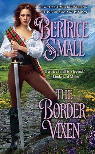 The Border Vixen (Border Chronicles Book 5) (English Edition)