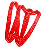 Set of 2 Men's Mankini Swimsuit Thong Borat V Sling Sexy Underwear Suspender Bodysuit Strap Thongs Red