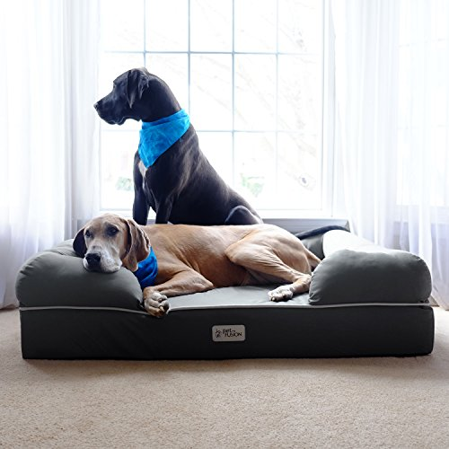 PetFusion Jumbo Dog Bed
