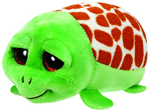 Ty Beanies Cruiser Turtle - Teeny Tys 4 inch - Stuffed Animal by Ty (42143)