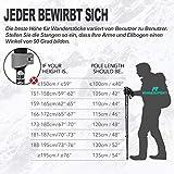 Zoom IMG-2 rhinosport poli per nordic walking