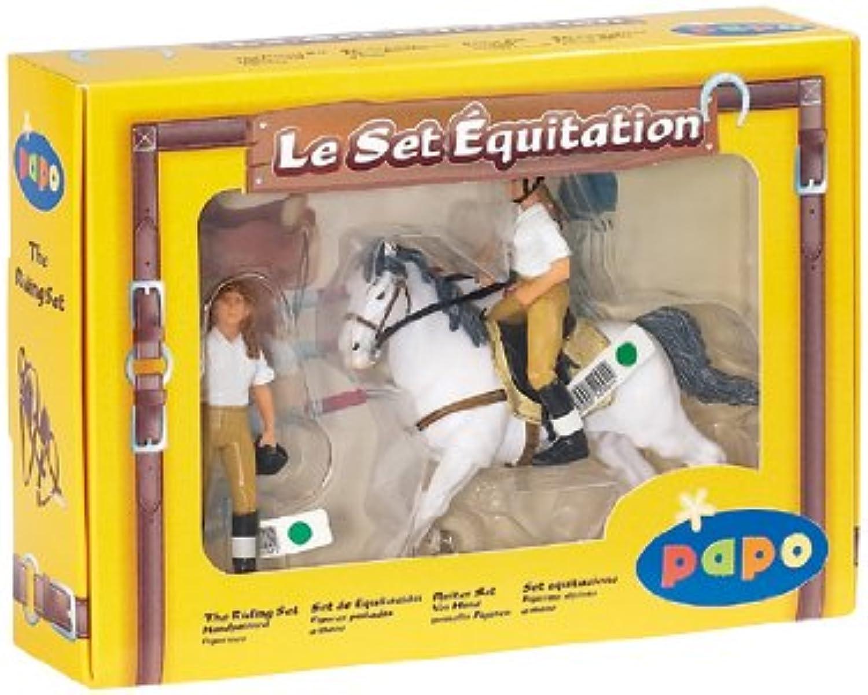 The Riding Set 1  Equidae  Papo