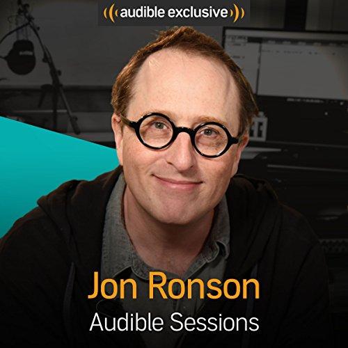 Jon Ronson cover art