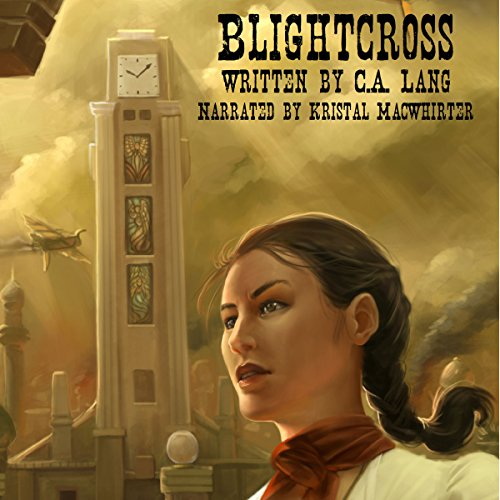 Blightcross audiobook cover art