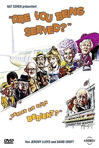 Are You Being Served? - Werden Sie schon bedient?