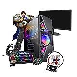Pc Gamer Bravus Intel i7 GTX 1650 4GB 16GB Hd 1TB SSD 120GB Wi-fi