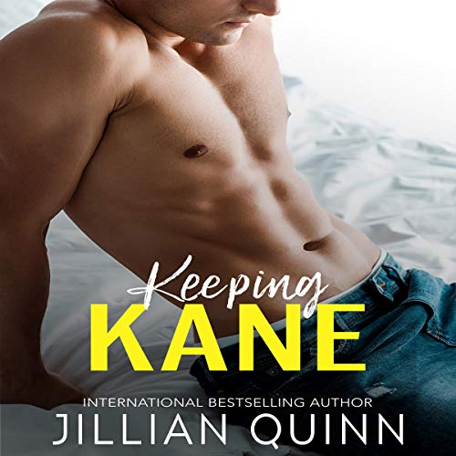 Keeping Kane audiobook cover art
