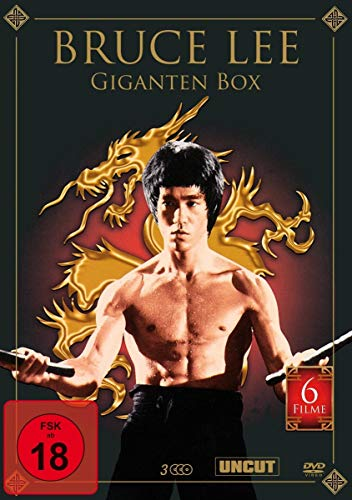 Bruce Lee Gigantenbox - Uncut Edition [3 DVDs]