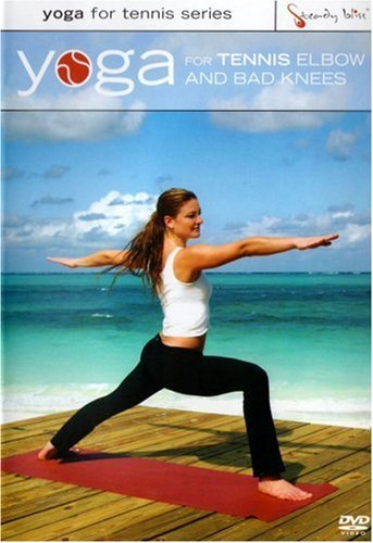 Yoga for Tennis Elbow & Bad Knees With Anastasia [DVD] [2009] [US Import]