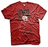 Photo de Billy Idol - Hot in The City Official Mens T-Shirt (Tango Red), X-Large
