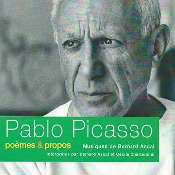 Pablo Picasso : Poèmes et propos