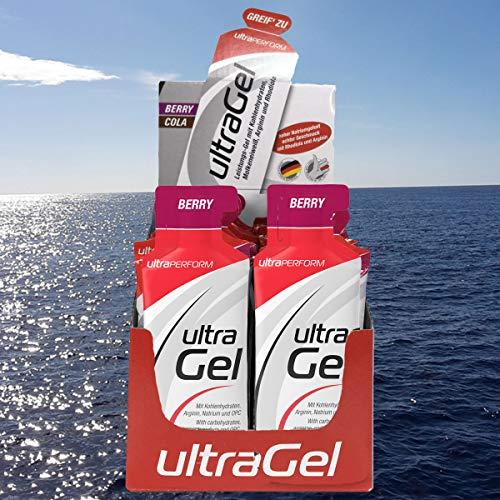 ULTRA Sports ultraPERFORM Gel Berry Box