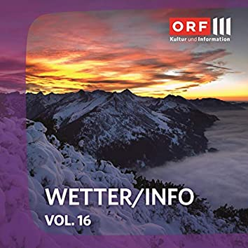 ORF III Wetter/Info, Vol. 16