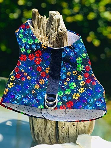 Dog Harness Vest Print - Paw Our Great interest shop most popular